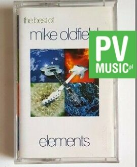 MIKE OLDFIELD ELEMENTS -THE BEST OF audio cassette