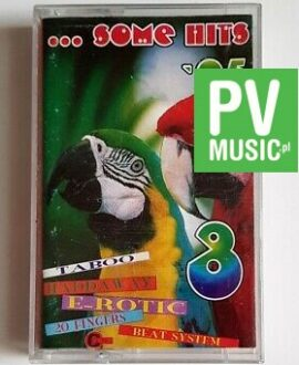 ...SOME HITS '95 vol.1 HADDAWAY, BEAT SYSTEM....audio cassette