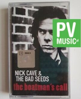 NICK CAVE & THE BAD SEEDS THE BOATMAN'S CALL audio cassette