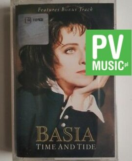 BASIA TIME AND TIDE audio cassette