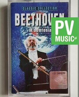L.V.BEETHOVEN SYMPHONIE IX audio cassette