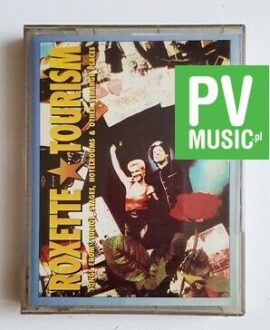 ROXETTE TOURISM double album 2x audio cassette