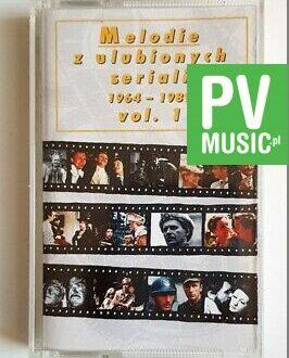 MELODIE Z SERIALI vol.1 audio cassette