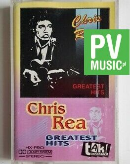 CHRIS REA GREATEST HITS audio cassette