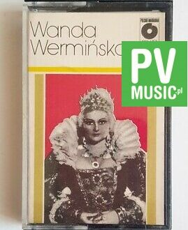 WANDA WERMIŃSKA SOPRAN audio cassette