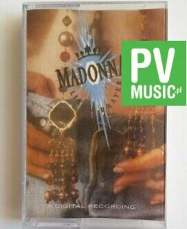 MADONNA LIKE A PRAYER audio cassette