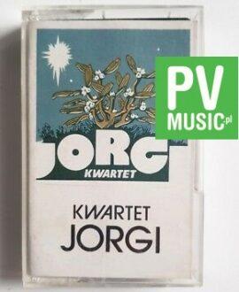 KWARTET JORGI BIES, WISIELEC audio cassette
