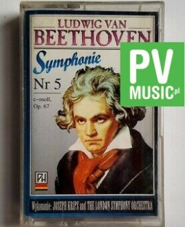 L.V.BEETHOVEN SYMPHONIE nr 5 audio cassette
