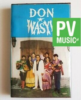 DON WASYL BIESIADA.. audio cassette