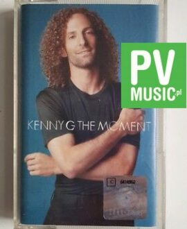KENNY G THE MOMENT audio cassette