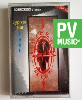 CYPRESS HILL - CYPRESS HILL audio cassette