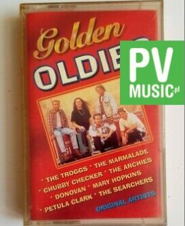 GOLDEN OLDIES THE TROGGS, THE MARMALADE.. audio cassette