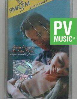 ANITA LIPNICKA & JOHN PORTER  NIEPRZYWOITE PIOSENKI    audio cassette