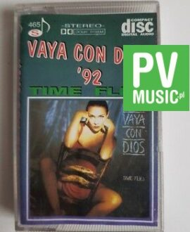 VAYA CON DIOS TIME FLIES audio cassette