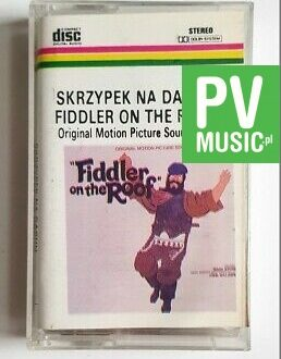 FIDDLER ON THE ROOT SOUNDRACK  audio cassette