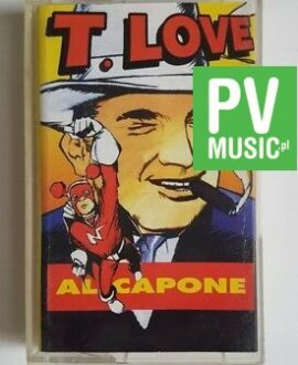 T.LOVE AL CAPONE audio cassette
