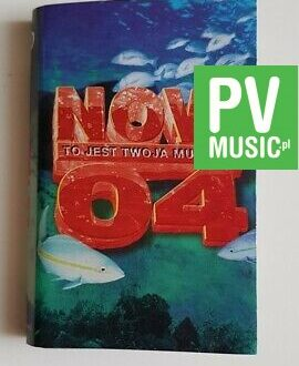 NOW 04 RICHIE SAMBORA, JOE COCKER.. audio cassette