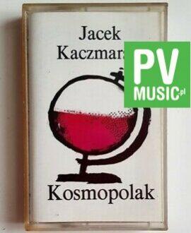 JACEK KACZMARSKI KOSMOPOLAK audio cassette