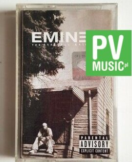 EMINEM THE MARSHALL MATHERS audio cassette