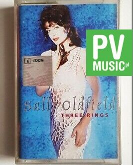 SALLY OLDFIELD THREE RINGS audio cassette