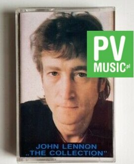 JOHN LENNON  THE COLLECTION audio cassette