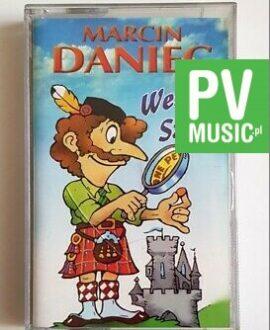 MARCIN DANIEC WESOŁY SZKOT audio cassette