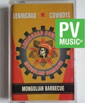 LENINGRAD COWBOYS MONGOLIAN BARBECUE audio cassette