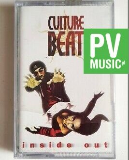CULTURE BEAT INSIDE OUT audio cassette