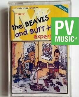 THE BAVIS AND BUTT-HEAD EXPERIENCE audio cassette