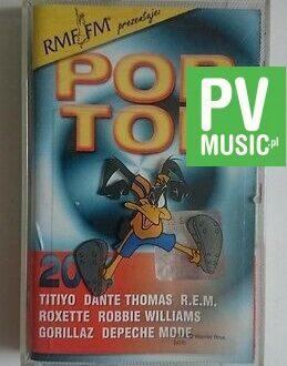 POP TOP 2001     audio cassette