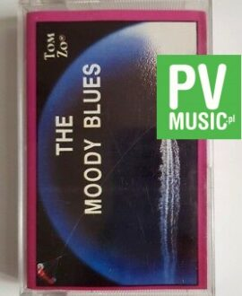 THE MOODY BLUES SUR LA MER audio cassette