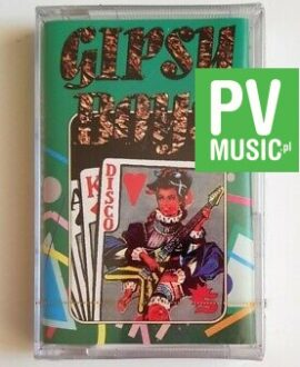 GIPSY BOYS DISCO audio cassette