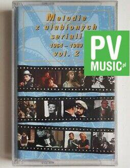 MELODIE Z SERIALI 1964-1969 vol.2 audio cassette