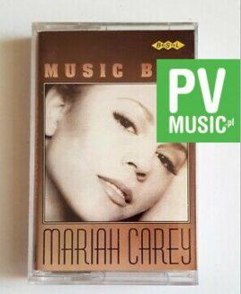 MARIAH CAREY MUSIC BOX audio cassette