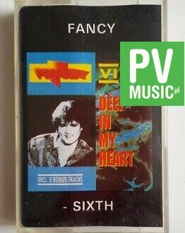 FANCY DEEP IN MY HEART audio cassette