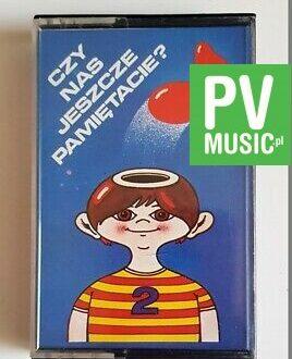CZY NAS JESZCZE PAMIĘTACIE? (II) ROCK AND ROLL PO POLSKU audio cassette