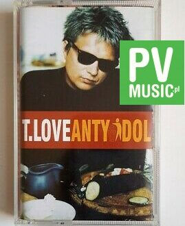 T.LOVE ANTYIDOL audio cassette