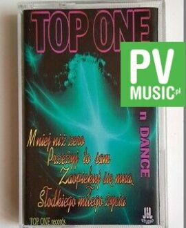 TOP ONE ROCK' n DANCE audio cassette