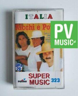 RICCHI E POVERI MADE IN ITALY.. audio cassette