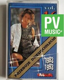 83'-93' HITS vol.16 JOY PETERS, NIGHT SOCIETY.. audio cassette