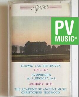 BEETHOVEN 1770-1827 audio cassette
