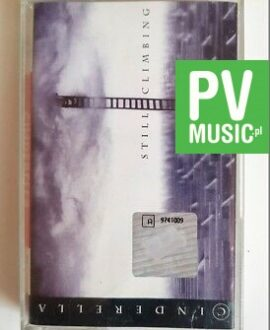 CINDERELLA STILL CLIMBING audio cassette