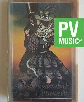 MELODIE WIEDEŃSKICH STRAUSSÓW   audio cassette