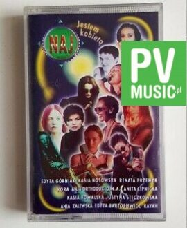 NAJ E.GÓRNIAK, KORA, KAYAH.. audio cassette