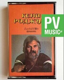 KENNY ROGERS KENNY ROGERS audio cassette