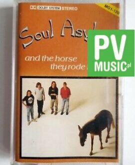 SOUL ASYLUM AND THE HORSE THEY RODE IN ON... audio cassette