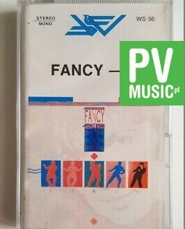 FANCY FIVE audio cassette