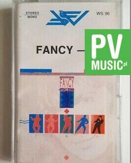 FANCY FIVE audio cassette