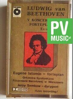 L.V.BEETHOVEN V ES-dur op.73 audio cassette