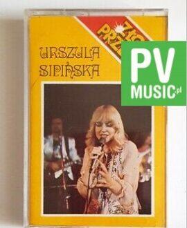 URSZULA SIPIŃSKA ZŁOTE PRZEBOJE audio cassette